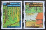 Poštovní známky SAR 1984 Lesní hospodářství Mi# 1043-44