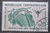 Poštovní známka SAR 1965 Káva Mi# 89