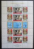 Poštovní známky Guinea 1965 Průzkum vesmíru přetisk Mi# Block 12 A Kat 15€