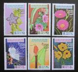 Poštovní známky Libye 1979 Květiny Mi# 728-33