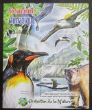 Poštovní známka Burundi 2012 Arktická fauna Mi# Block 238 Kat 9€