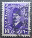 Poštovní známka Egypt 1934 Král Fuad Mi# 205