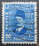 Poštovní známka Egypt 1936 Král Fuad Mi# 219