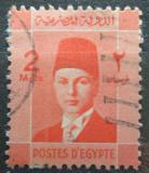Poštovní známka Egypt 1937 Král Farouk Mi# 224