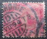 Poštovní známka Egypt 1888 Sfinga a pyramida Mi# 38