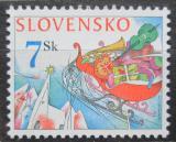 Poštovní známka Slovensko 2003 Vánoce Mi# 469