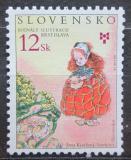 Poštovní známka Slovensko 2003 Knižní ilustrace Mi# 465