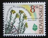 Poštovní známka Slovensko 1995 Rumenice turnianská Mi# 219