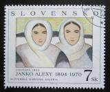 Poštovní známka Slovensko 1994 Umění, Alexy Mi# 211