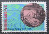 Poštovní známka Nizozemí 1987 Zemědělská burza, 100. výročí Mi# 1320