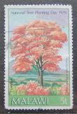 Poštovní známka Malawi 1979 Brachystegia spiciformis Mi# 320