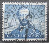 Poštovní známka Německo 1952 N. A. Otto Mi# 150 Kat 16€