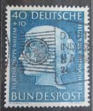 Poštovní známka Německo 1954 Bertha Pappenheim Mi# 203 Kat 45€