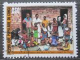 Poštovní známka Kongo 1986 Mise sester svatého Josefa z Cluny Mi# 1044