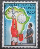 Poštovní známka Kongo 1981 Mistrovství Afriky v házené Mi# 800