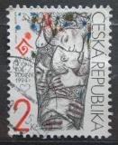 Poštovní známka Česká republika 1994 Grafika, Catherine Littasy-Rollier Mi# 31
