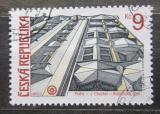 Poštovní známka Česká republika 1994 Kubistický dům Mi# 40