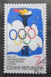 Poštovní známka Česká republika 1994 MOV, 100. výročí Mi# 46