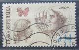 Poštovní známka Česká republika 1995 Evropa CEPT Mi# 77