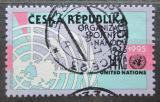 Poštovní známka Česká republika 1995 OSN, 50. výročí Mi# 90