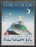 Poštovní známka Faerské ostrovy 2008 Klaksvík, 100. výročí Mi# 634