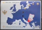 Poštovní známka Černá Hora 2006 Evropa CEPT, 50. výročí Mi# Block 3 Kat 20€