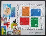 Poštovní známky Arménie 2006 Evropa CEPT, 50. výročí Mi# Block 24