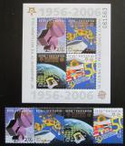 Poštovní známky Bosna a Hercegovina 2006 Evropa CEPT Mi# 166-69 + Block 7 Kat 30€