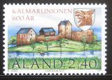 Poštovní známka Alandy, Finsko 1997 Zámek Kastelholm Mi# 129