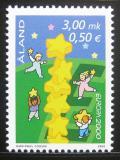 Poštovní známka Alandy, Finsko 2000 Evropa CEPT Mi# 175