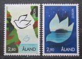 Poštovní známky Alandy, Finsko 1995 Evropa CEPT Mi# 100-01