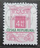 Poštovní známka Česká republika 1997 Rokoko Mi# 140