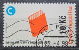 Poštovní známka Česká republika 1998 Světový den knihy Mi# 177