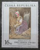Poštovní známka Česká republika 1998 Umění, Josef Navrátil Mi# 202