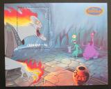 Poštovní známka Grenada 1998 Disney, Herkules Mi# Block 489