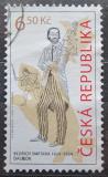 Poštovní známka Česká republika 2004 Bedřich Smetana Mi# 396