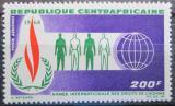 Poštovní známka SAR 1968 Lidská práva Mi# 156 Kat 4€