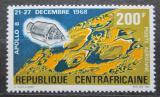 Poštovní známka SAR 1969 Mise Apollo 8 Mi# 195