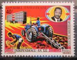Poštovní známka SAR 1971 Operace Bokassa Mi# 255