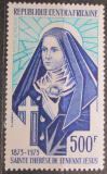 Poštovní známka SAR 1973 Svatá Tereza Mi# 345 Kat 7€