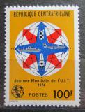 Poštovní známka SAR 1974 Mezinárodní den komunikace Mi# 351