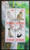 Poštovní známky Burundi 2010 Kočky Mi# N/N