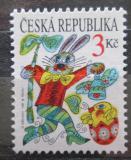 Poštovní známka Česká republika 1997 Velikonoce Mi# 134
