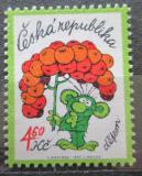 Poštovní známka Česká republika 1997 Mezinárodní den dětí Mi# 149