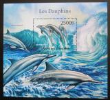 Poštovní známka Komory 2011 Delfíni Mi# 3078 Kat 13€