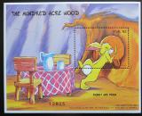 Poštovní známka Mikronésie 1998 Disney postavičky Mi# Block 31