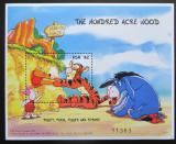 Poštovní známka Mikronésie 1998 Disney postavičky Mi# Block 32