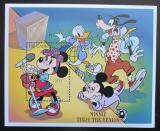 Poštovní známka Gambie 1997 Disney, Minnie Mi# Block 345 Kat 12€