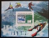 Poštovní známka Guinea 2009 ZOH na známkách Mi# Block 1776 Kat 10€