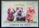 Poštovní známka Kambodža 2000 Psi Mi# Block 274